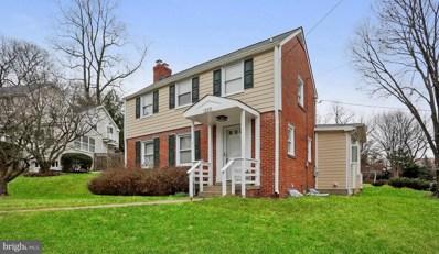 1605 White Oak Drive, Silver Spring, MD 20910 - MLS#: 1000226510