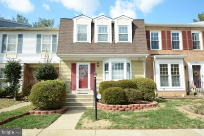 4537 Canary Court, Woodbridge, VA 22193 - MLS#: 1000226518