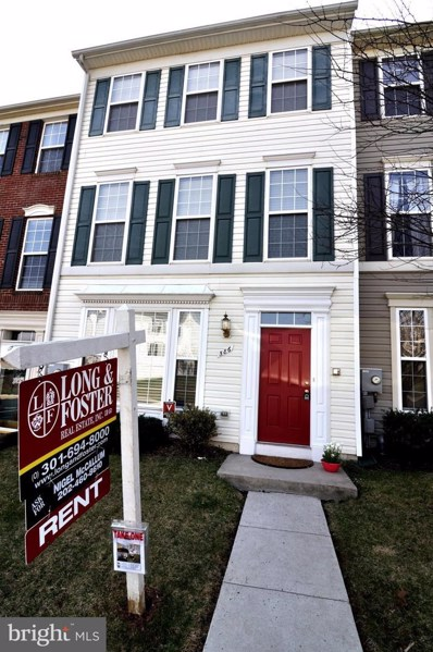 586 Ellison Court, Frederick, MD 21703 - MLS#: 1000227552