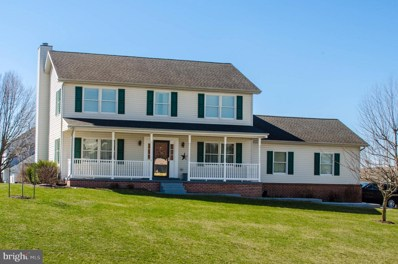 17 Cascades Lane, Martinsburg, WV 25405 - MLS#: 1000228062
