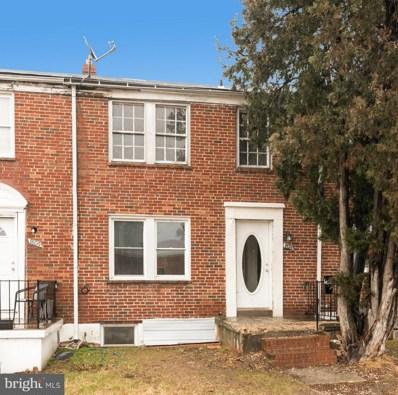 3808 Erdman Avenue, Baltimore, MD 21213 - MLS#: 1000228898