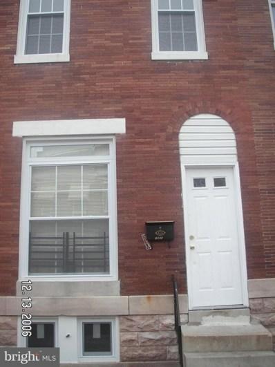 1925 Lafayette Avenue E, Baltimore, MD 21213 - MLS#: 1000228906