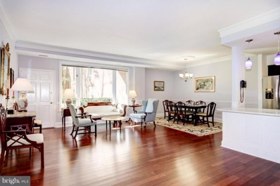 8101 Connecticut Avenue UNIT N-109, Chevy Chase, MD 20815 - MLS#: 1000228926