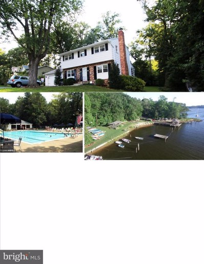 1488 Grandview Court, Arnold, MD 21012 - MLS#: 1000229014