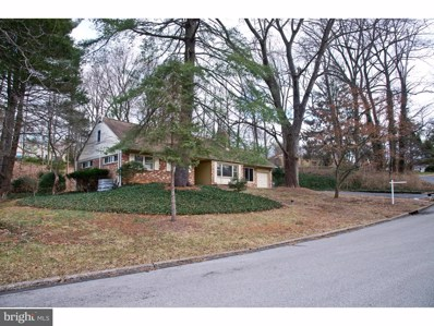818 Parkridge Drive, Media, PA 19063 - MLS#: 1000229064