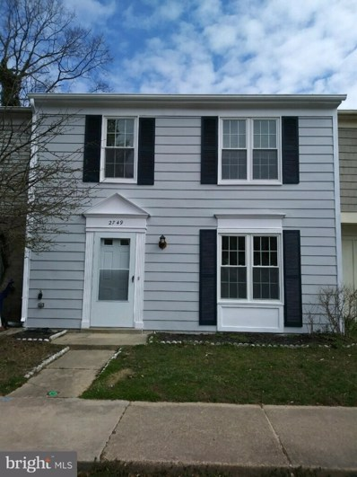 2749 Red Lion Place, Waldorf, MD 20602 - MLS#: 1000229400