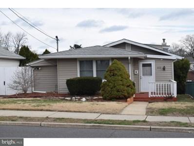 122 Thropp Avenue, Hamilton, NJ 08610 - MLS#: 1000229456