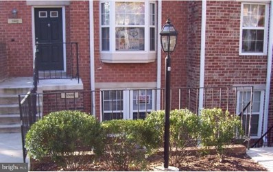 3900 Chesterwood Drive UNIT 3900, Silver Spring, MD 20906 - MLS#: 1000229558