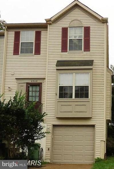 8509 Charnwood Court, Manassas, VA 20111 - MLS#: 1000230414