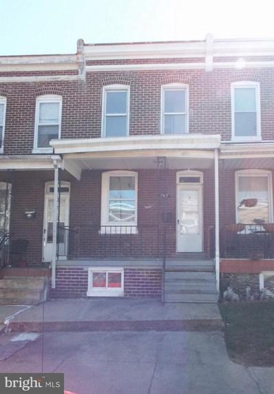 1507 Popland Street, Baltimore City, MD 21226 - MLS#: 1000230516