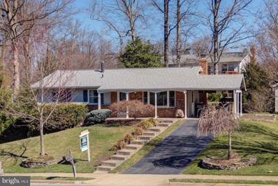 8612 Woodview Drive, Springfield, VA 22153 - MLS#: 1000230526