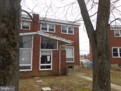 4211 Crestheights Road, Baltimore, MD 21215 - MLS#: 1000230686