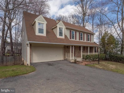8036 Oak Hollow Lane, Fairfax Station, VA 22039 - MLS#: 1000231226