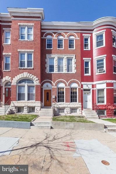 1834 Baltimore Street W, Baltimore, MD 21223 - MLS#: 1000231340