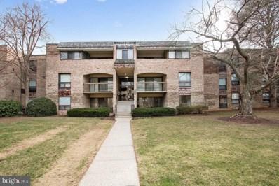 435 Christopher Avenue UNIT 100, Gaithersburg, MD 20879 - MLS#: 1000231384