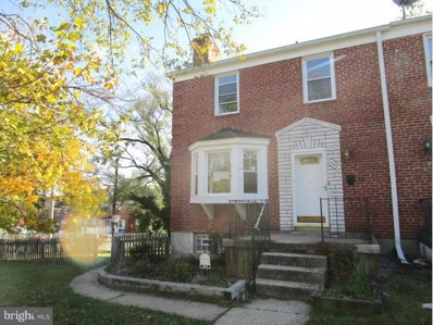 1683 Woodbourne Avenue, Baltimore, MD 21239 - MLS#: 1000231512