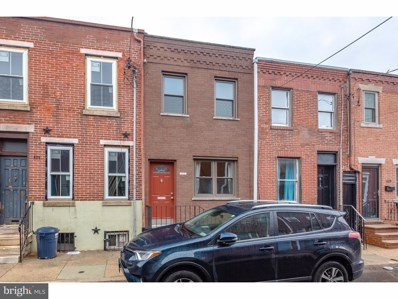 623 Sears Street, Philadelphia, PA 19147 - MLS#: 1000232658