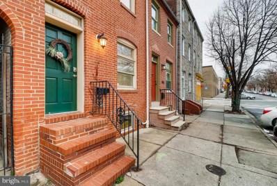 1834 Gough Street, Baltimore, MD 21231 - MLS#: 1000233078