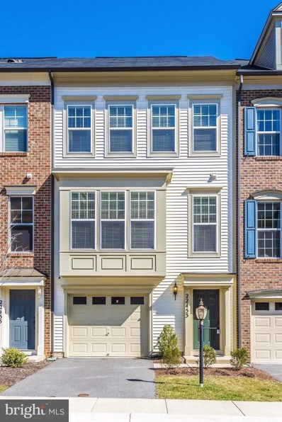 22453 Glenbow Way, Clarksburg, MD 20871 - MLS#: 1000233458