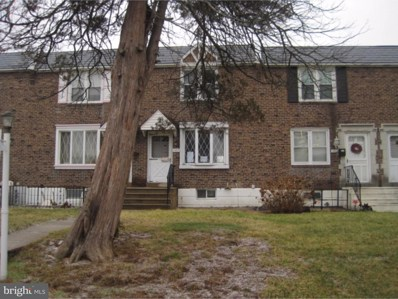 1107 Meadowbrook Lane, Collingdale, PA 19023 - MLS#: 1000234066
