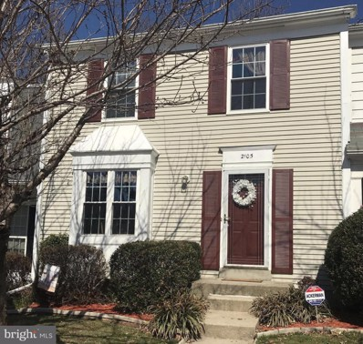 2105 Carriage Square Place, Silver Spring, MD 20906 - MLS#: 1000234296