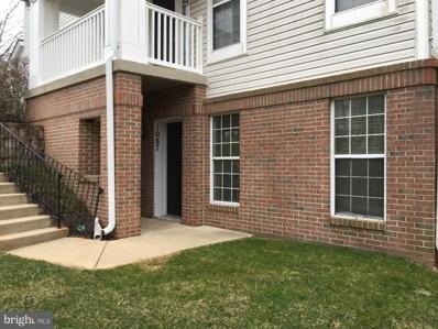 1087 Hillside Lake Terrace UNIT 1310, Gaithersburg, MD 20878 - MLS#: 1000234350