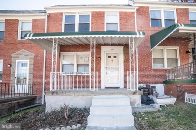 439 Random Road, Baltimore, MD 21229 - MLS#: 1000234460