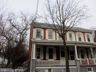 59 W 3RD Street, Pottstown, PA 19464 - MLS#: 1000234484