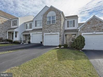 652 Springhouse Lane, Hummelstown, PA 17036 - MLS#: 1000235520