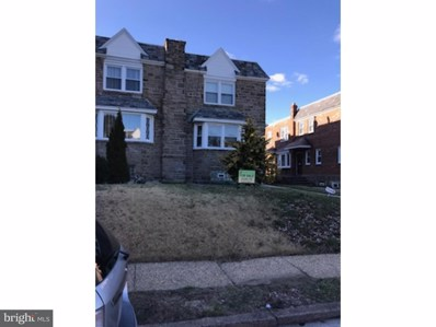 1315 E Cliveden Street, Philadelphia, PA 19119 - MLS#: 1000235902