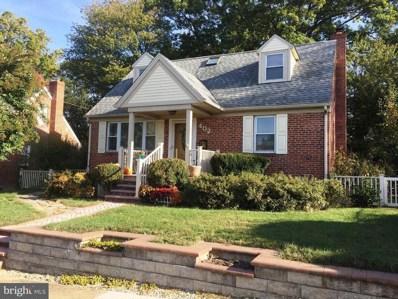 402 Harwood Road, Baltimore, MD 21228 - MLS#: 1000236492