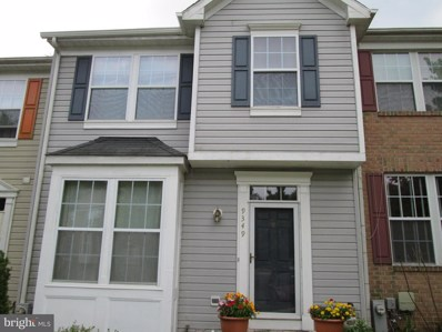 9349 Owings Choice Court, Owings Mills, MD 21117 - MLS#: 1000237214