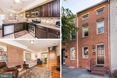 519 Chester Street S, Baltimore, MD 21231 - MLS#: 1000237574