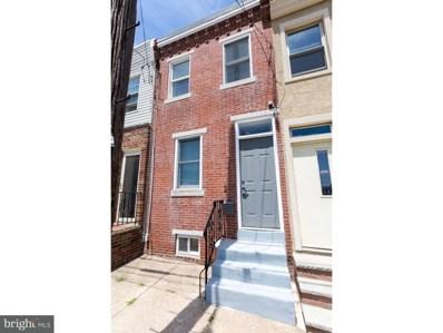 217 Earp Street, Philadelphia, PA 19147 - MLS#: 1000237918