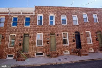 225 Madeira Street N, Baltimore, MD 21231 - MLS#: 1000237964