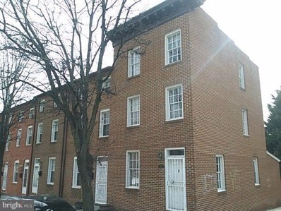 1227 Eager Street, Baltimore, MD 21202 - MLS#: 1000238014