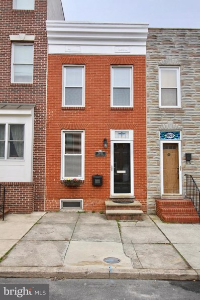 3031 Hudson Street, Baltimore, MD 21224 - MLS#: 1000238270