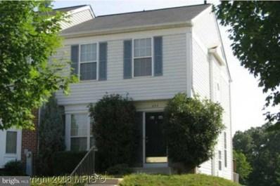 230 Edge Creek Lane UNIT 76, Odenton, MD 21113 - MLS#: 1000238758