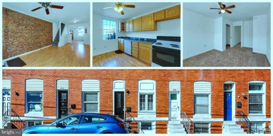 812 Eaton Street, Baltimore, MD 21224 - #: 1000239662