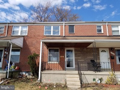 1004 Middleborough Road, Baltimore, MD 21221 - MLS#: 1000240138