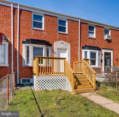 1936 Dineen Drive, Baltimore, MD 21222 - MLS#: 1000240184