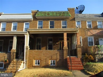 3218 Cliftmont Avenue, Baltimore, MD 21213 - MLS#: 1000240274