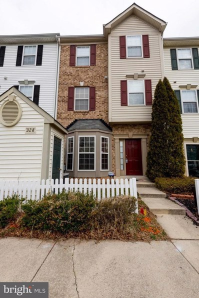 328 Roff Point Drive, Odenton, MD 21113 - MLS#: 1000240302