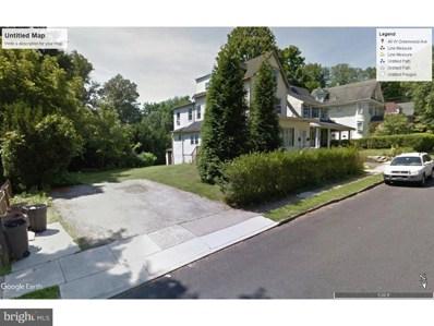 46 W Greenwood Avenue, Lansdowne, PA 19050 - MLS#: 1000240580