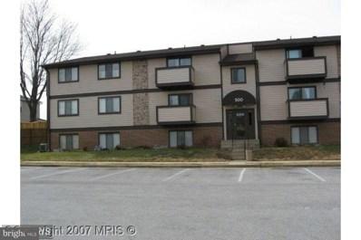 1001 Heather Ridge Drive UNIT B, Frederick, MD 21701 - MLS#: 1000240818