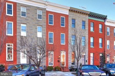 2215 Bank Street, Baltimore, MD 21231 - MLS#: 1000240868
