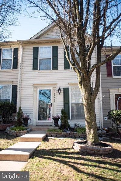 14119 Asher View, Centreville, VA 20121 - MLS#: 1000241558
