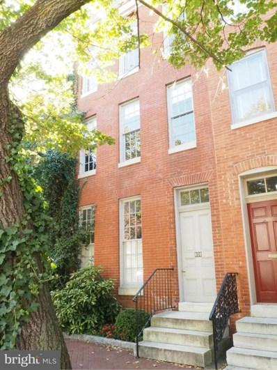 808 William 3RD Floor Street, Baltimore, MD 21230 - MLS#: 1000241652