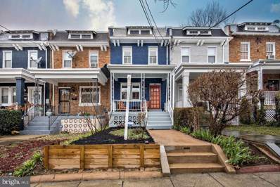 423 Delafield Place NW, Washington, DC 20011 - MLS#: 1000241978