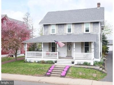 15 E Broad Street, Trumbauersville, PA 18970 - MLS#: 1000242329